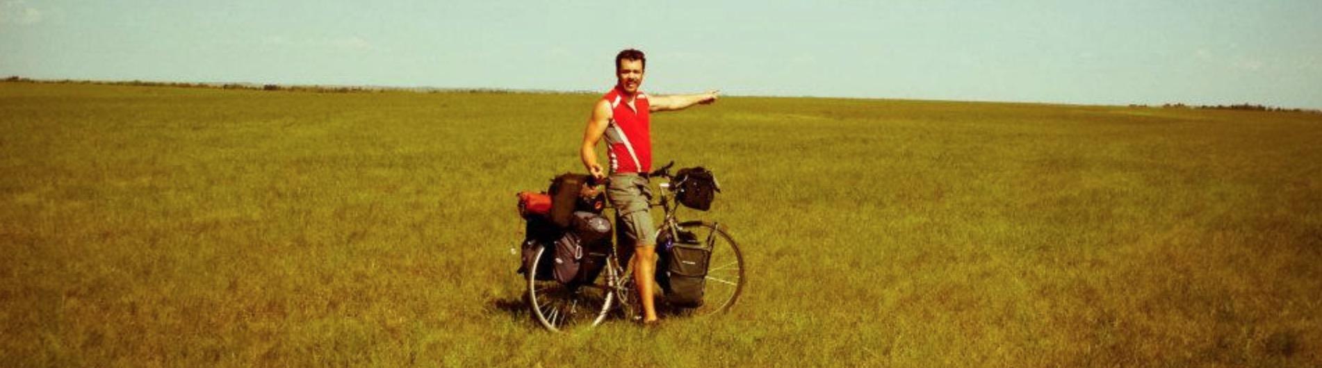 Bicycle Touring, Getting Lost, Kansas